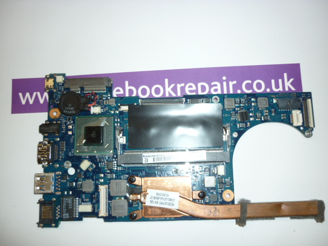 NP540 motherboard