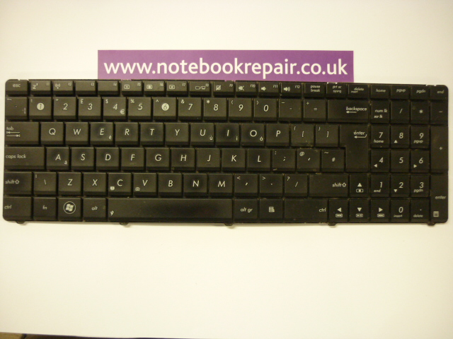 A54C UK Keyboard