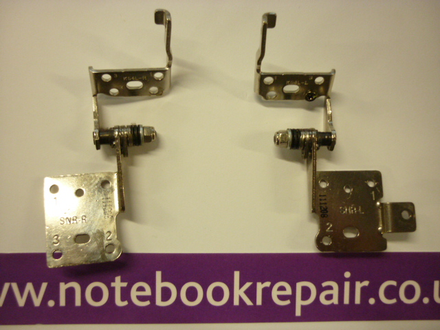 A54C LCD Screen Hinges (Left + Right Pair)