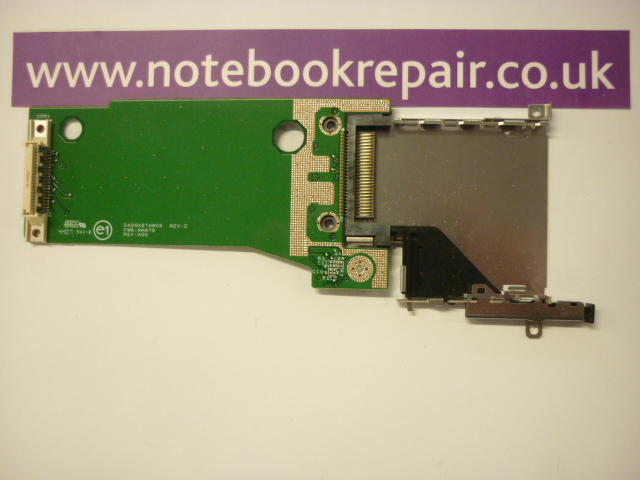 Dell Inspiron 1721 PCMCIA Card Cage Board