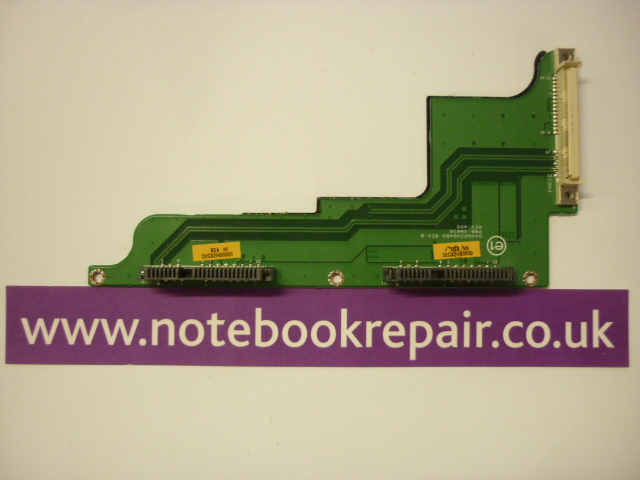 Dell Inspiron 1721 HDD Hard Drive Connector Board 32GX2HB0000