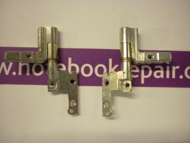Dell Inspiron 1721 LCD Screen Hinges Complete Pair