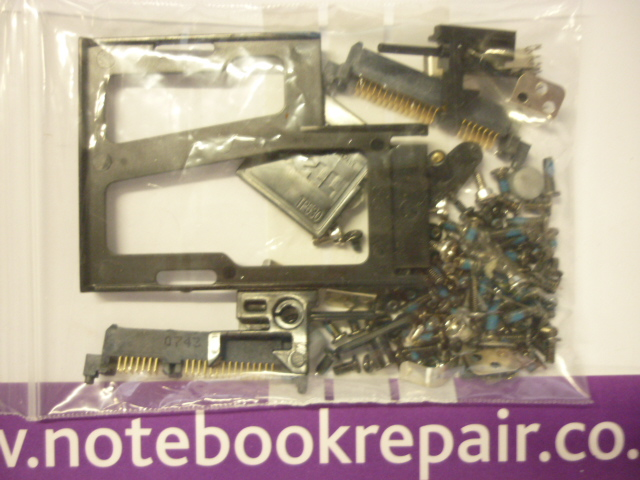 Dell Inspiron 1721 Assorted Spares, Plastics & Screws
