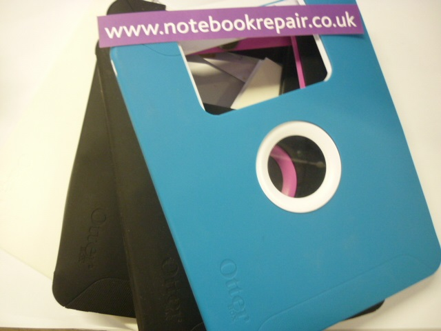 iPad One Hard Cases Soft Outside by OtterBox - Many Colours!