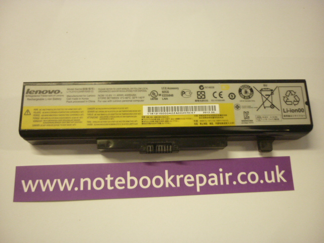 Lenovo G480 Laptop Battery