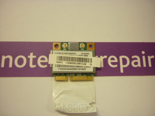 Lenovo G480 802.11n WLAN Wireless Mini PCI-E by Anatel