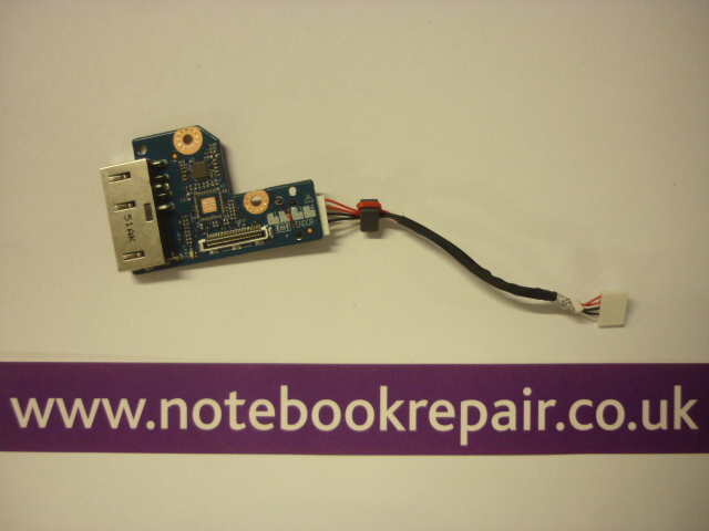 Lenovo B50-80 Power Board ZIWB2 LS-B094P