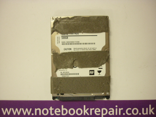 ASUS K53 500GB Internal Hard Drive ST500LT012