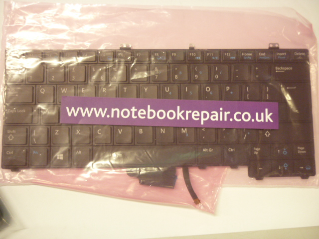 E7240 Uk Keyboard
