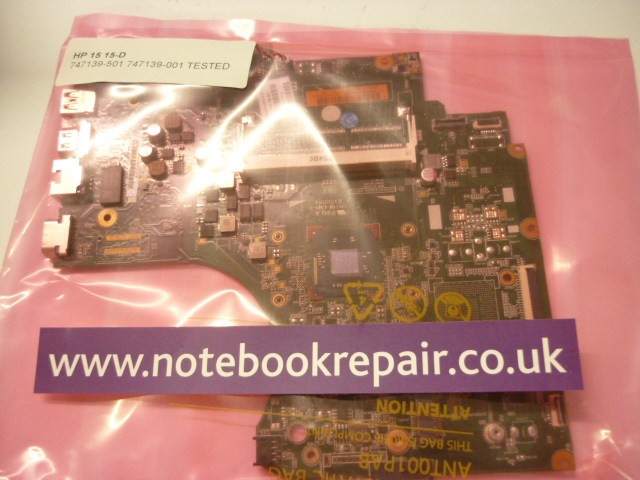 HP 15d 250G2 motherboard