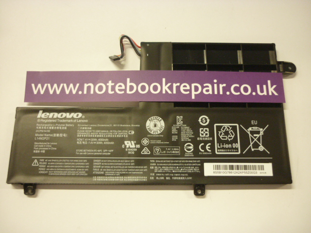 Lenovo Yoga 500 14IBD Internal Battery
