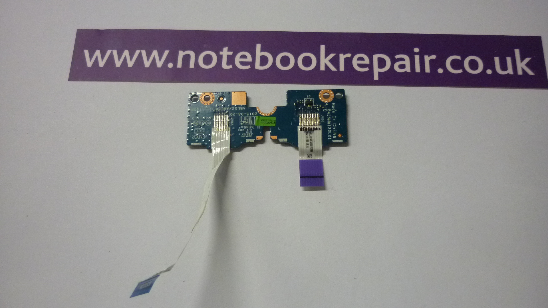 Hp 15-Af117Na touch pad mouse and button board