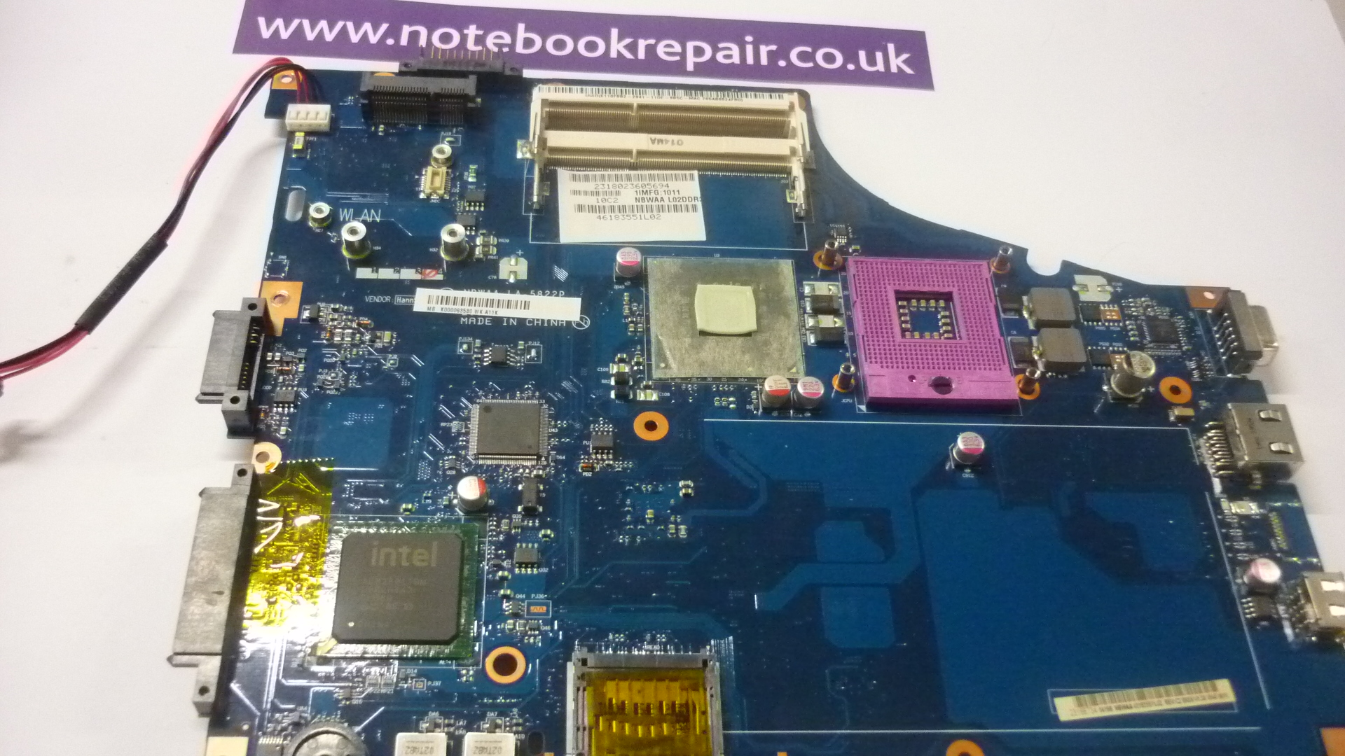 TOSHIBA L450-179 motherboard