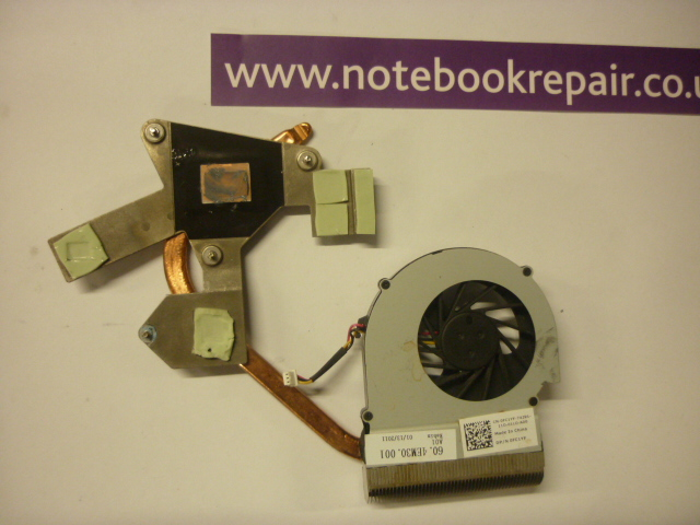 Inspiron M5030 Heatsink and Fan