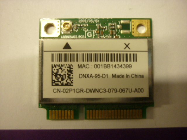 Inpspiron M5030 Wifi Card