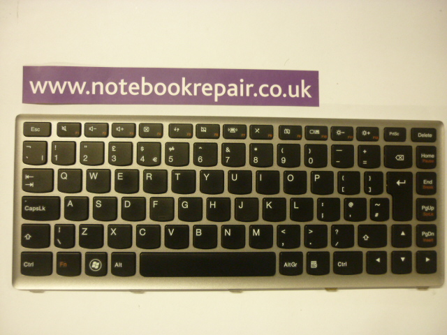 U410 UK Keyboard