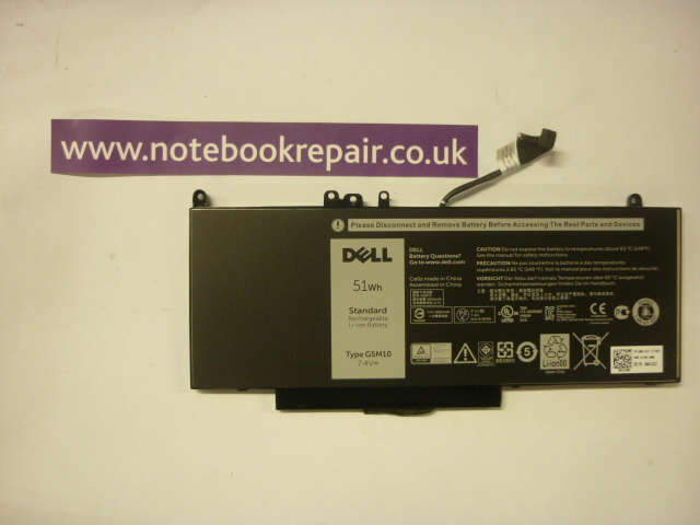 Dell Latitude E5450 Battery