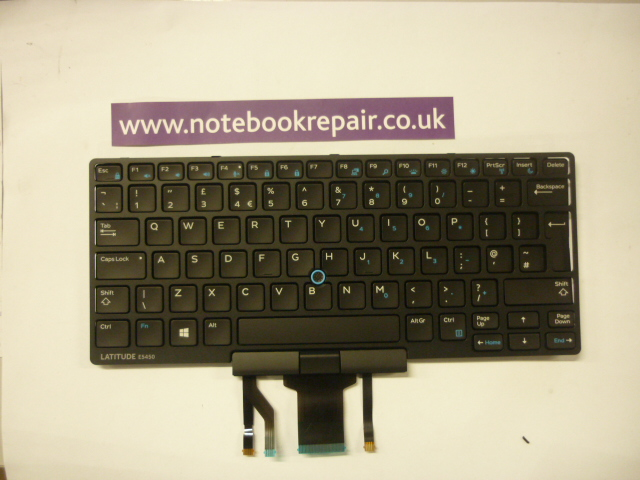 Dell Latitude E5450 Keyboard