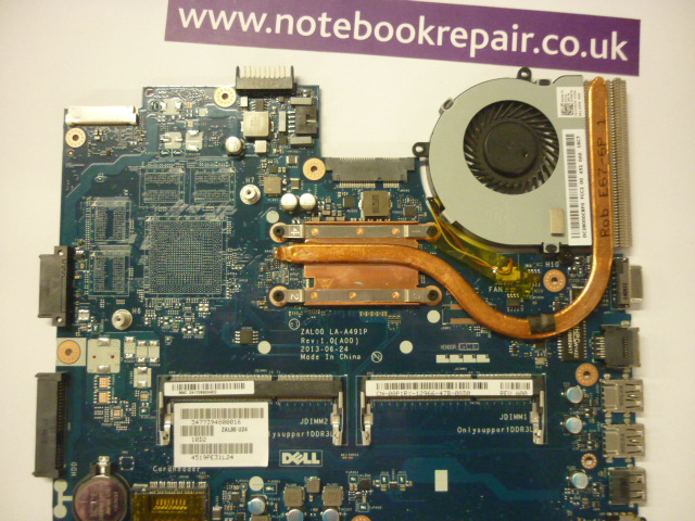 Dell Latitude 3540 Motherboard