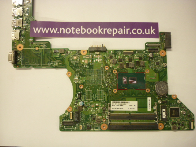 Lifebook A556 main board