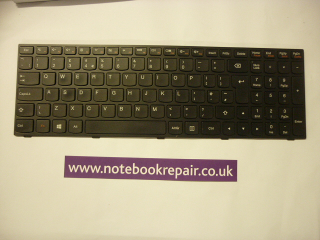 Z50-70 UK Keyboard