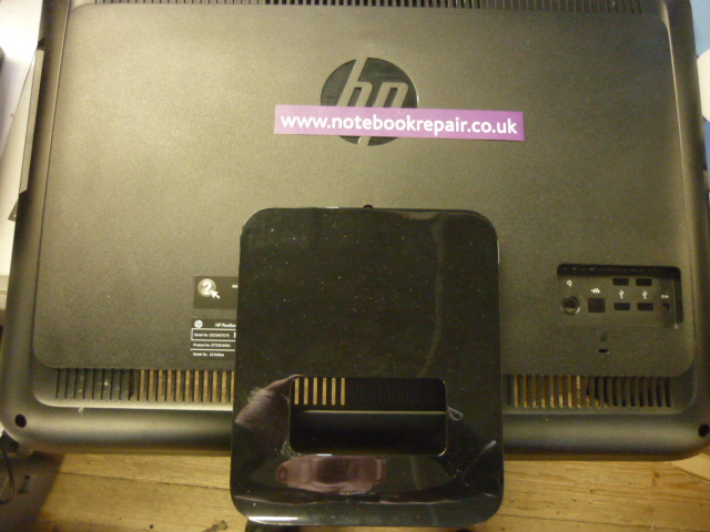 Pavilion TS23 rear cover