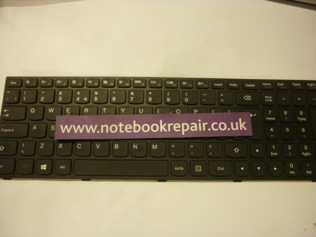 G50-70 UK Keyboard