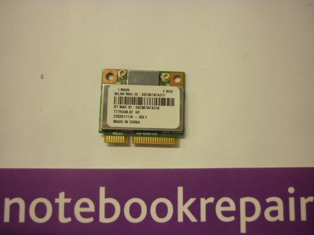 Acer WiFi card T77H348.02