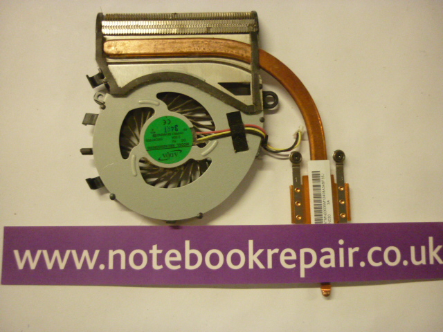 SVF142C29M Heatsink and fan