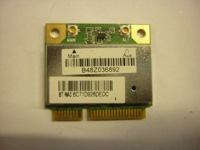 Tacto Wireless Card