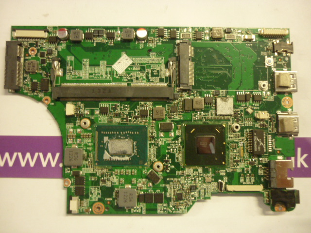Tacto System Board