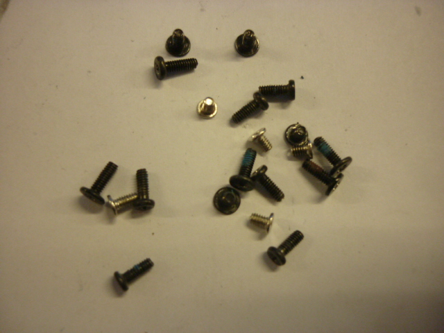 Tacto Miscellaneous Screws