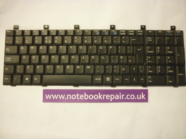SJ51 Keyboard V022605AK2 UK