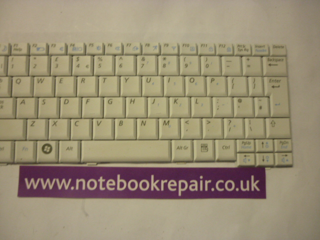 Samsung N130 White keyboard