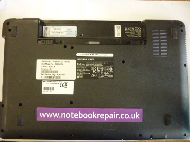 Inspiron 5030 Bottom case