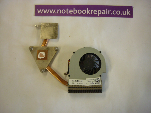 Inspiron N5030 Cooling Fan with Heatsink