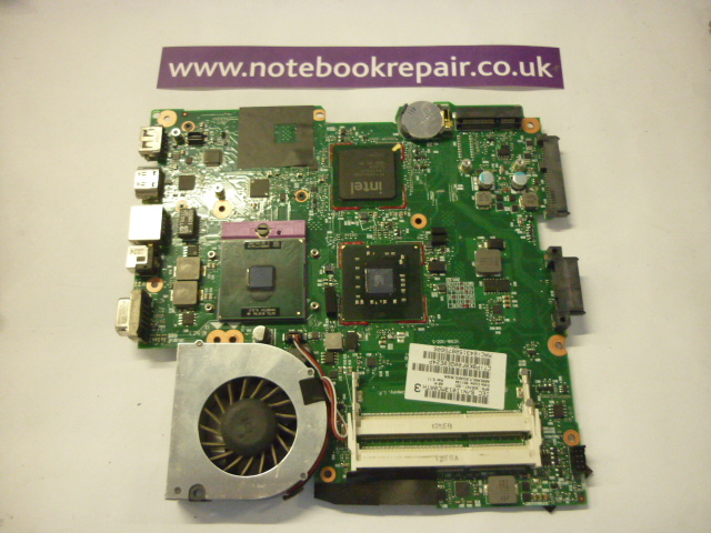 HP 620 Series Intel Motherboard