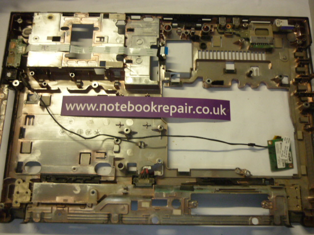 HP 620 Bottom Base Chassis
