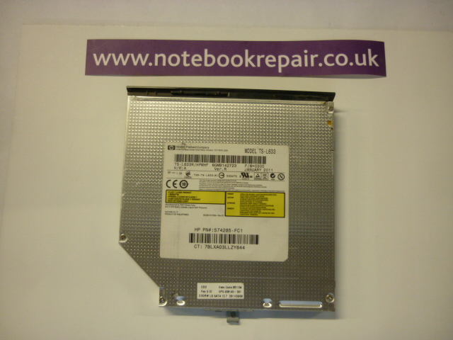 HP 620 608140-001 DVD±RW Drive/Burner/Writer HP