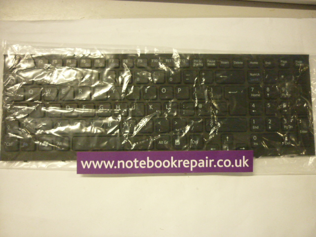 Sony VPC-EB Black Keyboard