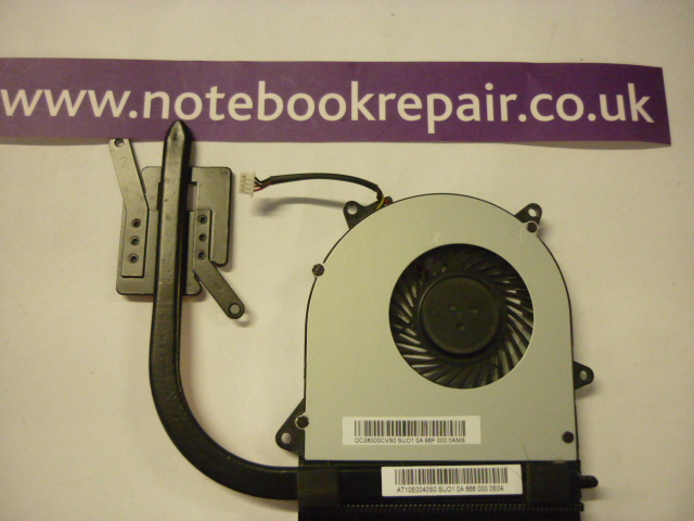 Ideapad 100-15IBD Fan and heatsink