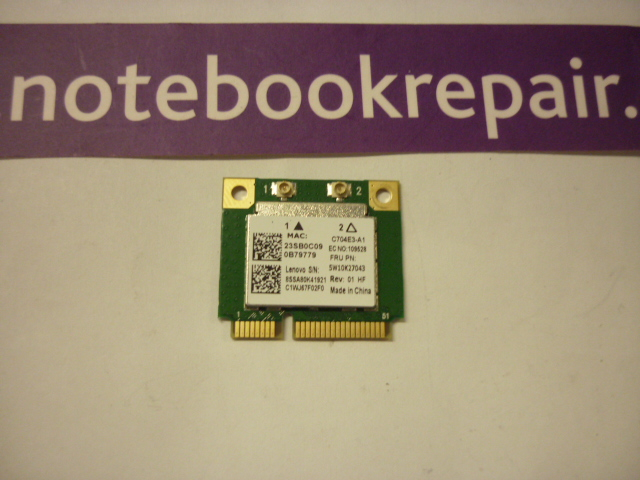 Ideapad 100-15IBD WiFi Wireless Card