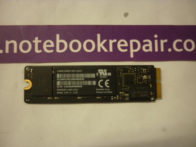 A1466 macbook air 128G SSD