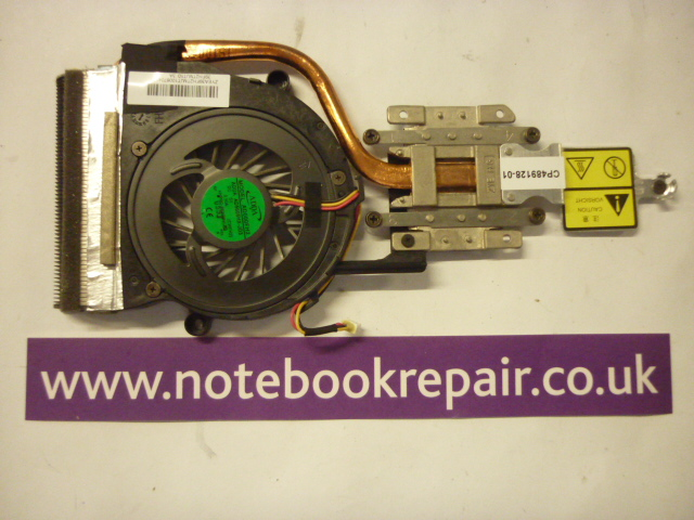 AH530 Heatsink and fan