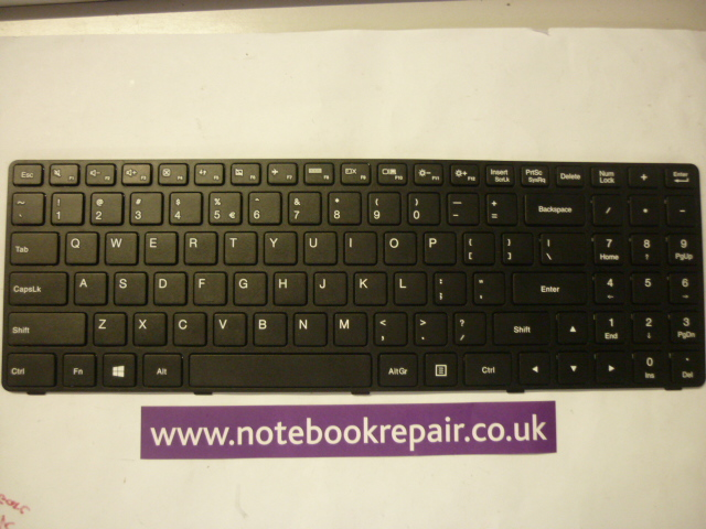 Ideapad 100-15IBD US keyboard