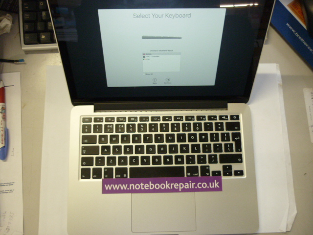 "A1502 Apple MacBook Pro 13.3"" 2.7GHz i5 128GB 8GB (Early 2015)"