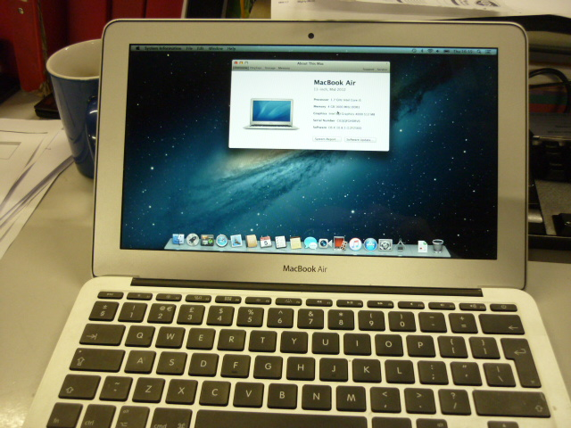 A1465 macbook Air