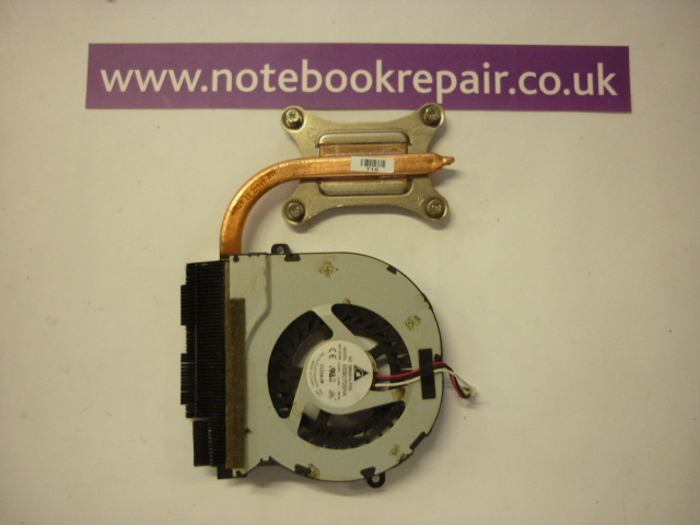 NP3530 Heatsink and fan