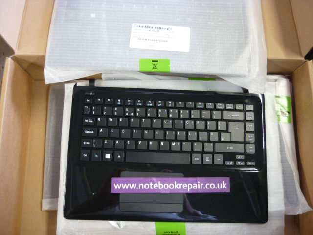 Aspire E1-430 palmrest and UK keyboard