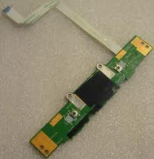 SAT PRO P300 TOUCHPAD BUTTON BOARD DABL5STR6E0